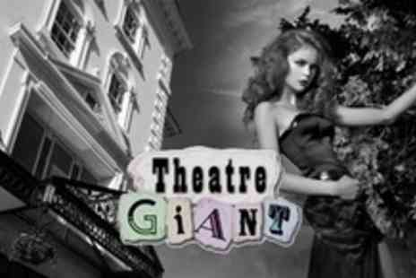 Theatre Giant - One Tickets to Murder Mystery Evening With Three Course Dinner and Drinks - Save 50%