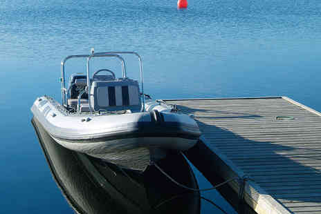 Seawake - A Choice of Anglesey Powerboat Tours for One - Save 56%