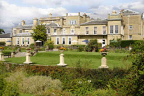 Chilworth Manor Hotel - Stylish Hampshire Dining Break in the New Forest - Save 38%