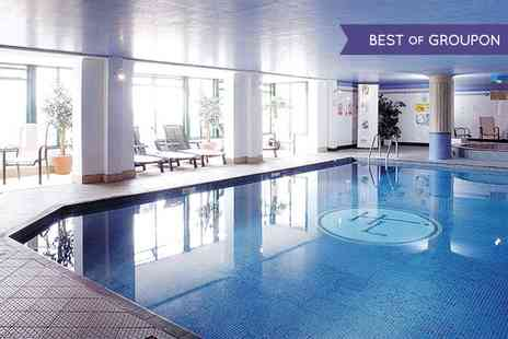 Hellidon Lakes Golf & Spa Hotel - Spa Day For Two With Towel Hire Plus Pastry and Coffee  - Save 0%
