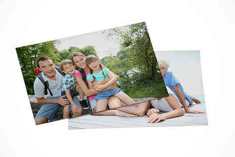 Print My Photo - Personalised Photo Poster Print - Save 73%