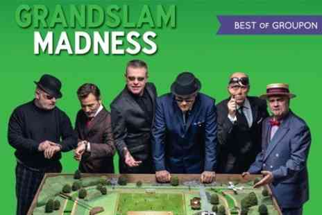 LHG Live - Ticket  to Madness Outdoor Concert  With Souvenir Pint Cup and T Shirt  - Save 0%