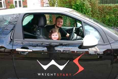 Wright Start - Young Driver Experience  - Save 51%
