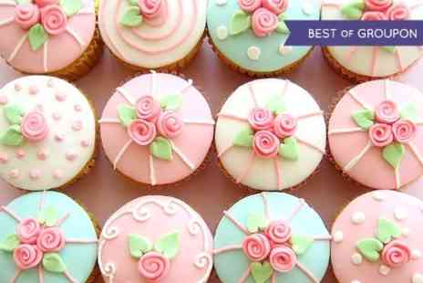 Kirstys Kitchen - Half Day Cupcake Decorating Class - Save 63%