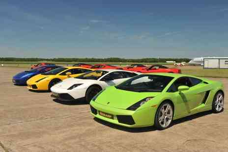 6th Gear Experience - Supercar driving experience  - Save 45%