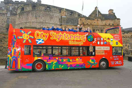 City Sightseeing Worldwide - Child ticket for a hop on hop off' City Sightseeing bus tour - Save 0%