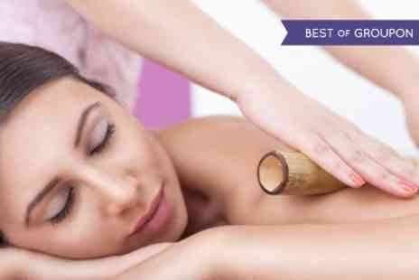 Head to Toe Treatments - Deep Tissue, Sports or Hot Bamboo Massage - Save 53%