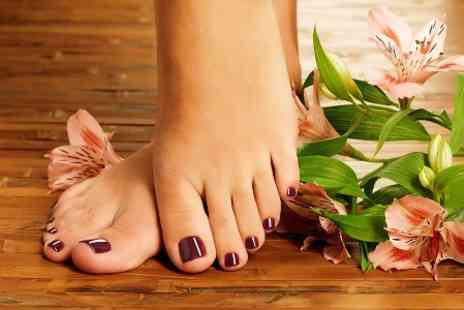 Kerala Ayurveda Clinic - Manicure or Pedicure - Save 40%