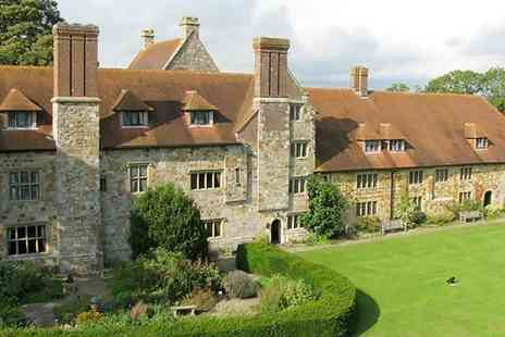 Michelham Priory -Entry to Michelham Priory With Homemade Soup and Roll For One Adult - Save 51%