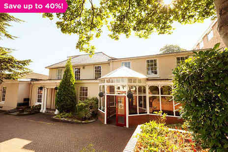 The Gainsborough House Hotel - A Luxurious Stay in the Heart of Worcestershire - Save 40%