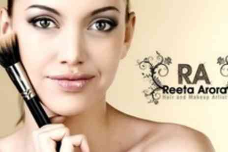 RA Academy - Full Day Hair and Make Up Course for One - Save 90%