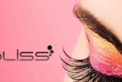 Bliss Beauty Spa - HD Brows With Nouveau Lash Extensions - Save 65%
