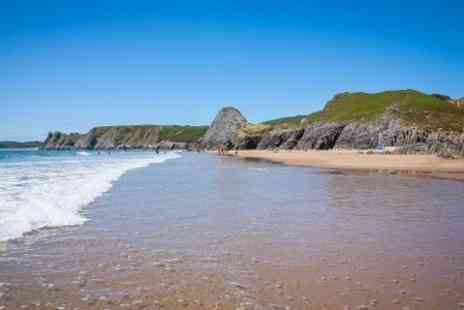 Oxwich Bay Hotel - Two Night Caravan Stay For Two With Breakfast - Save 0%
