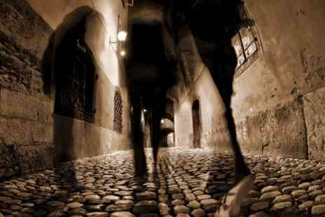 Oxford Ghost Tours - 75-Minute Walk tour For One - Save 37%