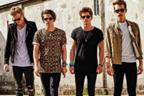 Stonegate - No Booking Fee Tickets to The Vamps at Scarborough Open Air Theatre - Save 0%