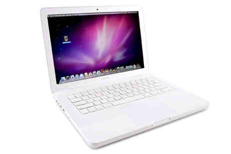 "JMN Business Solutions - 13"" Apple MacBook Core 2 Duo 2.4Ghz - Save 37%"
