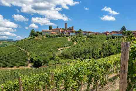 Delightful hotels - Six nights sipping wine in Italy staying in two hotels including breakfast & more - Save 47%