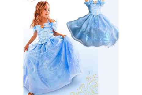 Athena Fashion - Cinderella inspired dress - Save 78%