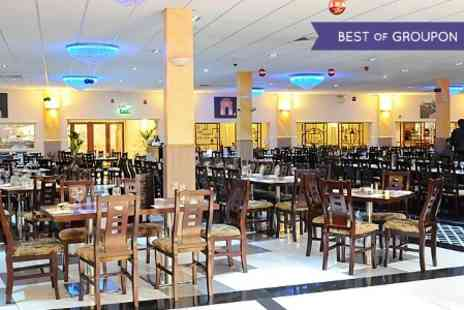 The Venue Cuisine - International Lunch Buffet Meal For One - Save 0%