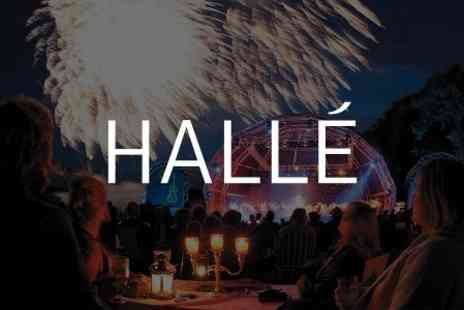 Cuffe & Taylor - Tickets  to Halle Orchestra  - Save 0%