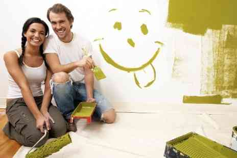 The DIY School - One Days Decorating Course - Save 81%
