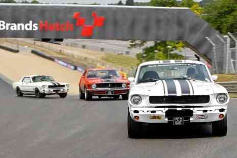 Classic American Muscle - Junior Driving Experience Plus Drag Race  - Save 0%