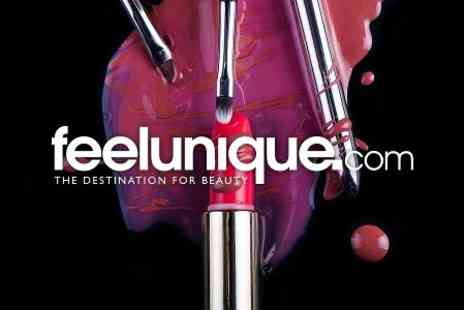 feelunique - £25 to Spend on Beauty Products  - Save 40%