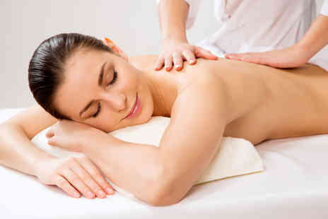 Beauty Woman - One hour massage or massage and back scrub  - Save 68%