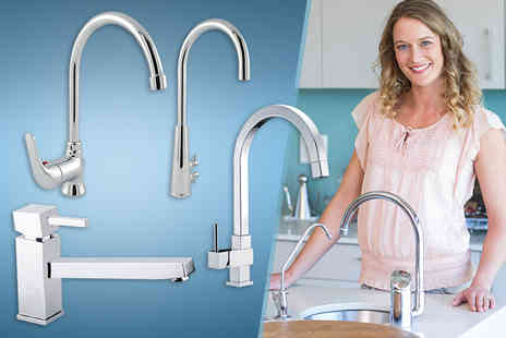 The Bathroom Outlet - Choice of four mixer taps  - Save 74%