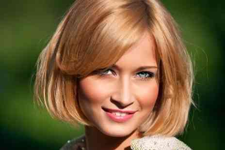 Limelight Salon - Cut and Finish Plus Colour  - Save 61%