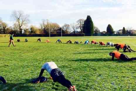 Go Commando Bootcamp - One Months Unlimited Boot Camp Sessions  - Save 67%