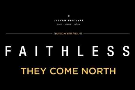 Cuffe & Taylor - Entry to Faithless For One - Save 0%