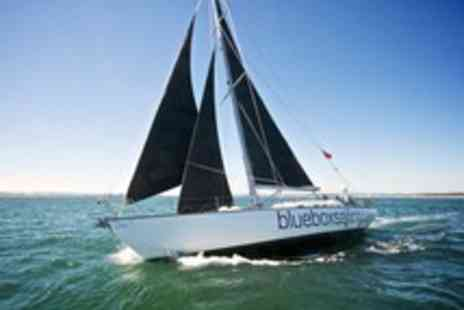 Blue Box Sailing - A Full Day of Ocean Race Yachting with Food and Drinks - Save 42%