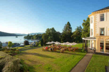 Laura Ashley Hotels - Lake District Dining Stay for Two  - Save 43%