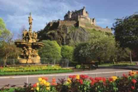 Classic British Hotels - Gourmet Two Night Dining Break in Edinburgh with Tickets to Edinburgh Castle - Save 63%