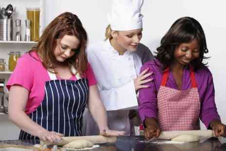 The Textiles Workshop - Three Hour Cooking Class  - Save 68%