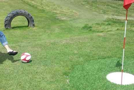 Cornwall Football Golf - 18 Holes or Day Pass For Two Adults  - Save 50%