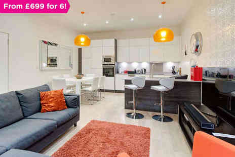 Merino Hospitality - One night stay  in the Heart of London - Save 0%