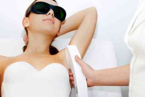 The Tanning Team - Six Sessions of  IPL Hair Removal on Choice of Area - Save 0%