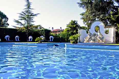 Hotel Abano Ritz - Three night full board stay  in Abano Terme with spa access - Save 41%