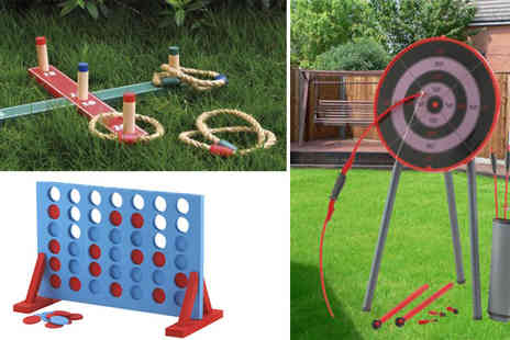 Verage Group - Choice of Giant Garden Games - Save 0%