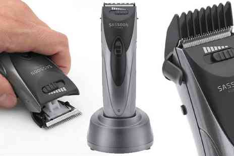 Strawberry Trading - Vidal Sassoon T2000 Rechargeable Hair Clipper - Save 20%