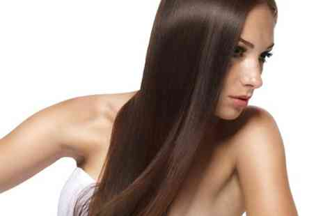 lotus springs - Cut, Condition and Blow-Dry Plus Highlights - Save 64%