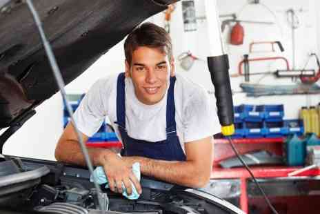 Christchurch Garage - Car Air Conditioning Service With Re Gas  - Save 0%