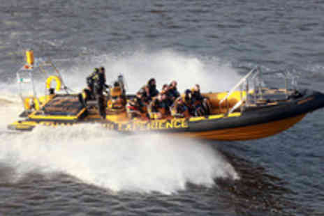 Thames RIB Experience - Adrenaline Fuelled 50 Minute River Thames Powerboat Tour - Save 15%