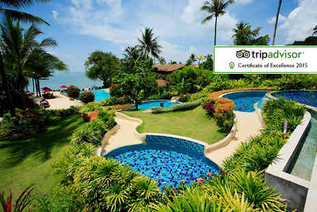 The Village Coconut Island - Seven night 5 Star Phuket stay for 2 including 2 massages each, 1 beachfront dinner, a Koh Rang Yai island tour and more - save up to 21% - Save 21%