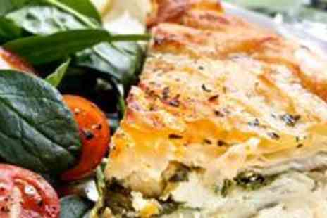 Kosmos Taverna - Voucher for a three course meal for two - Save 60%