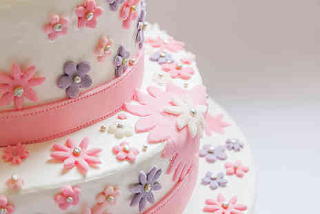 Alexanda Hamilton Group - Three hour introduction to cake decorating workshop for 1  - Save 90%