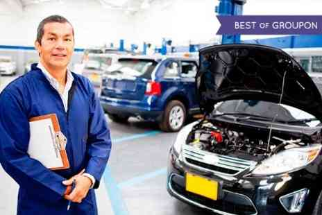 Triumph Road tyres - Car Air Con Service With Re Gas Plus 54 Point Inspection - Save 81%