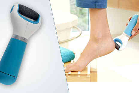 Widgetlove - Perfect Pedi Electric Callus Remover - Save 50%